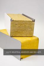 KIILTO Kestopur 1c10 vieno komponento greito veikimo poliuretaniniai klijai