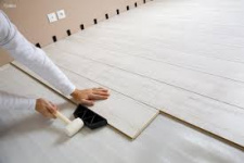 Laminato grindų dangos įrengimas