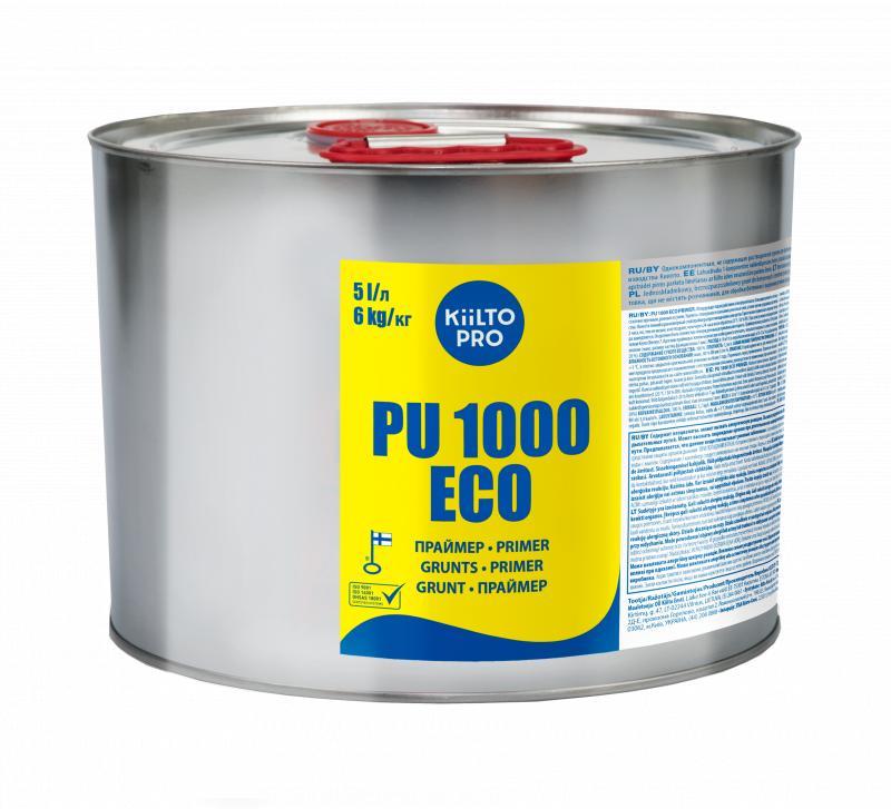 KIILTO PU 1000 ECO POLIURETANO GRUNTAS